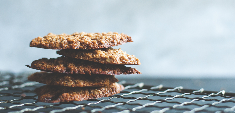Basic Oat Cookies