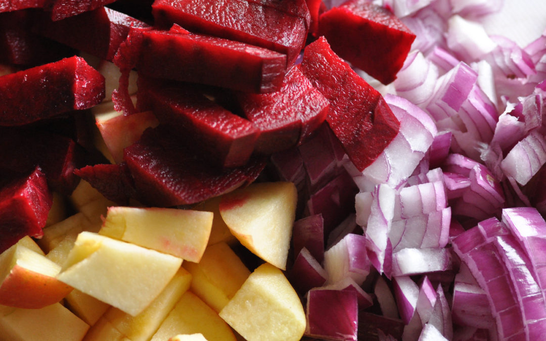 Apple-Beetroot Soup – Winter Soup Series 1