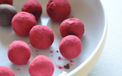 Chocolate Truffles with a Swedish Twist